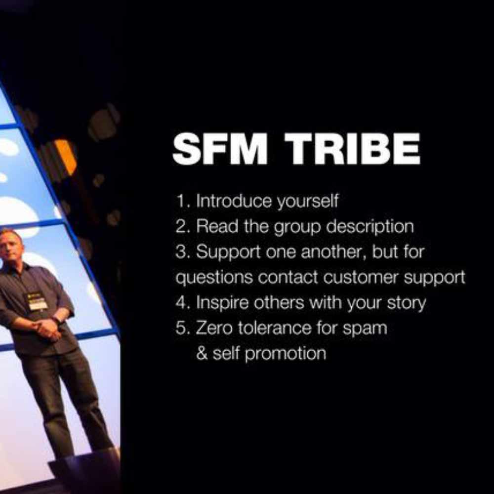 SFM Facebook Tribe