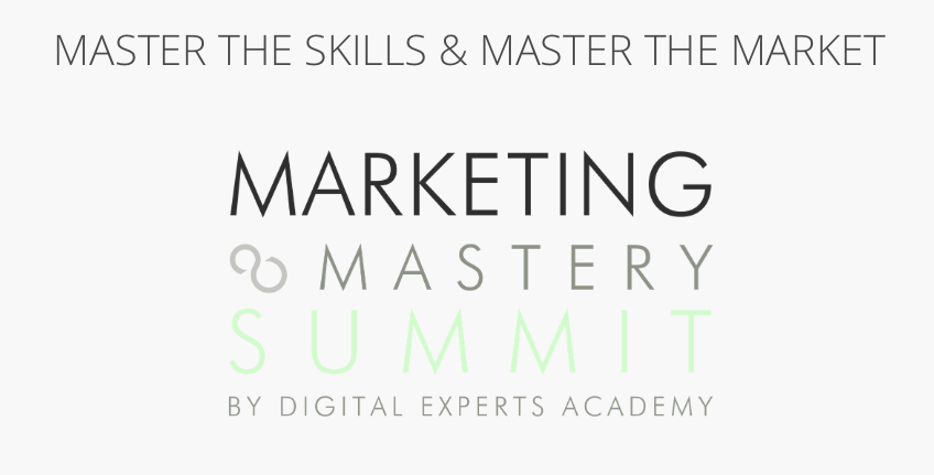 Master Marketing Summit DEA