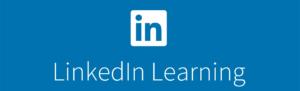LinkedIn Learning included in the SFM Program